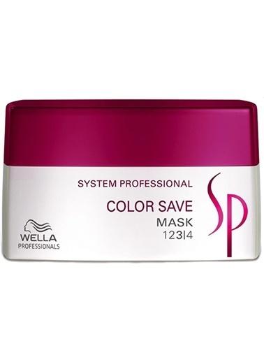 Sp Man Sp Kadın Boyalı Saç Maskesi 200 Ml Renksiz